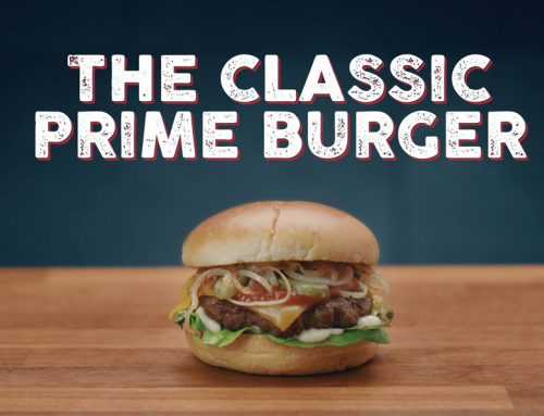 The Classic Prime Burger