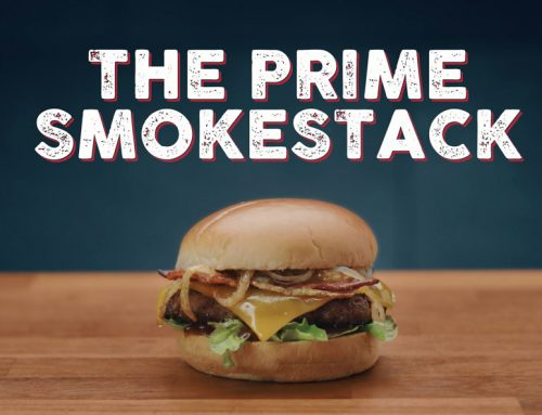 The Prime Smokestack Burger