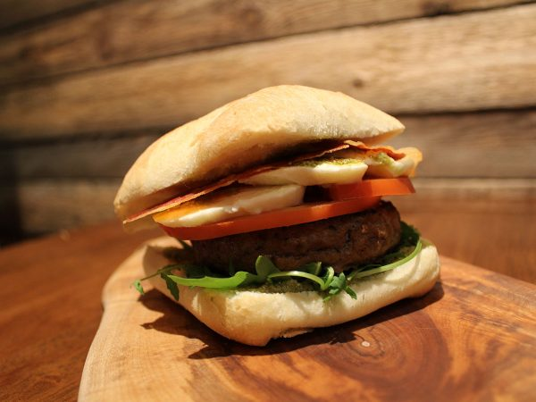 Big Al's Italian Burger Recipe